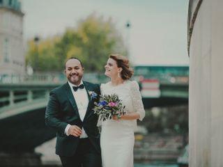 Le mariage de Sam et Perle
