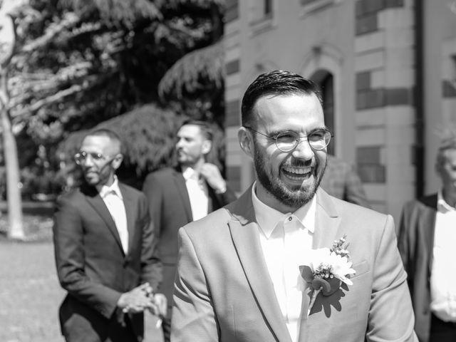 Le mariage de Diego et Marcela à Genève, Genève 4