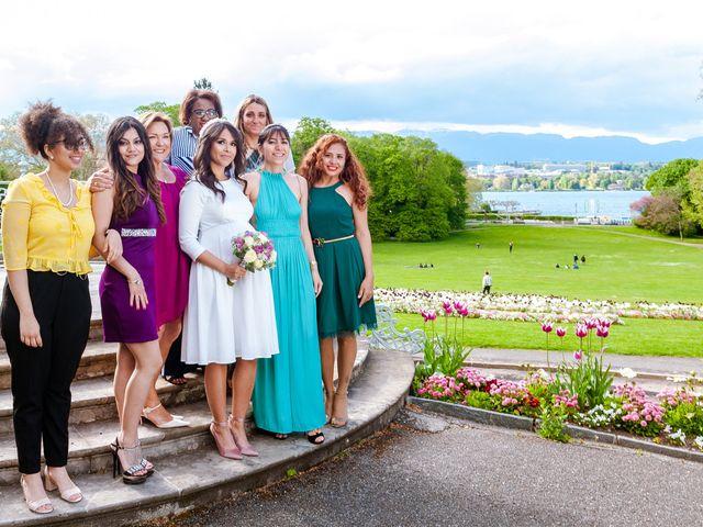 Le mariage de Diego et Marcela à Genève, Genève 9