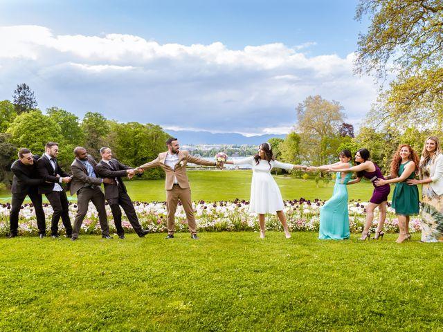 Le mariage de Diego et Marcela à Genève, Genève 14