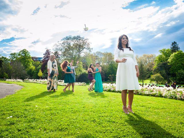 Le mariage de Diego et Marcela à Genève, Genève 15