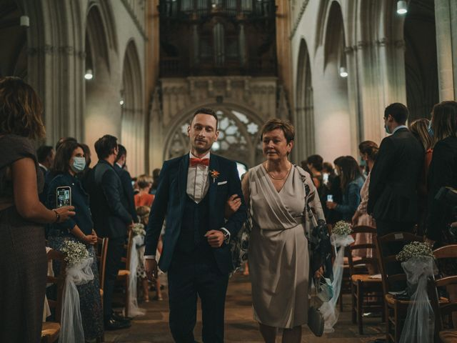 Le mariage de Sylvain et Anne-Sophie à Quimper, Finistère 17