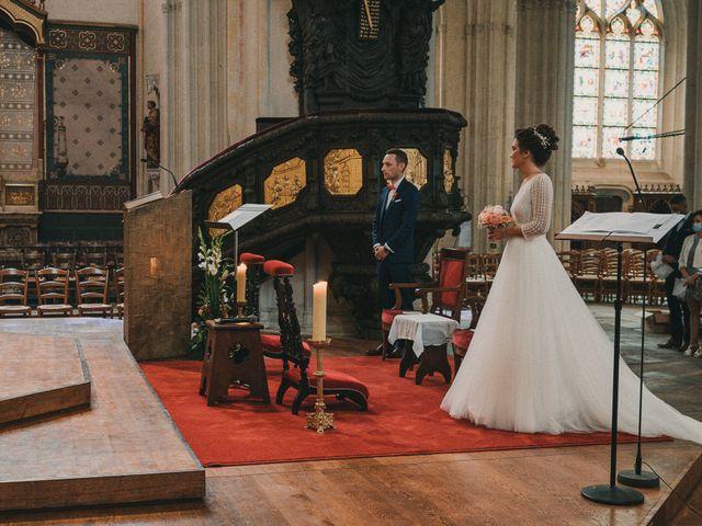Le mariage de Sylvain et Anne-Sophie à Quimper, Finistère 20