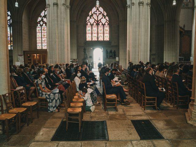 Le mariage de Sylvain et Anne-Sophie à Quimper, Finistère 21