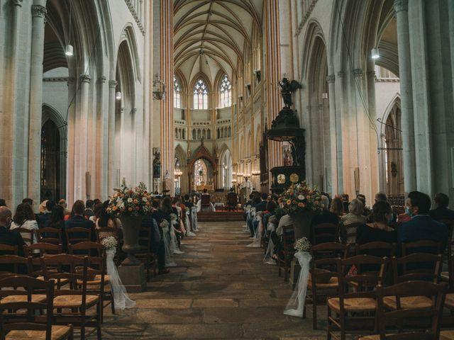 Le mariage de Sylvain et Anne-Sophie à Quimper, Finistère 22