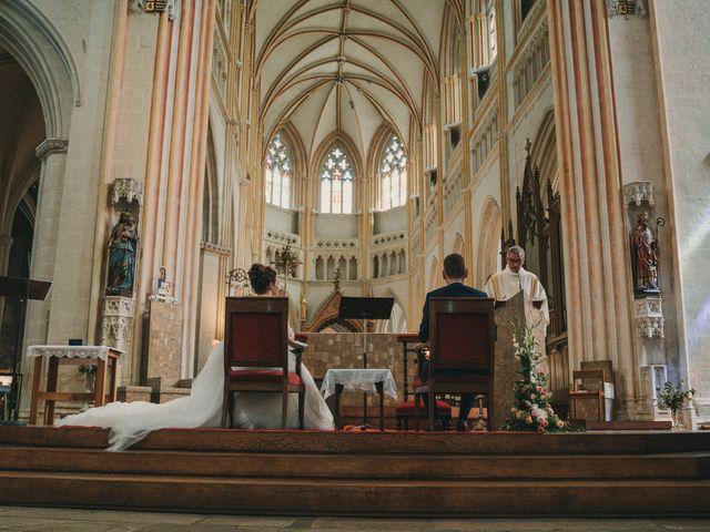 Le mariage de Sylvain et Anne-Sophie à Quimper, Finistère 23