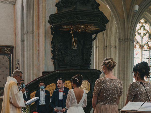 Le mariage de Sylvain et Anne-Sophie à Quimper, Finistère 24