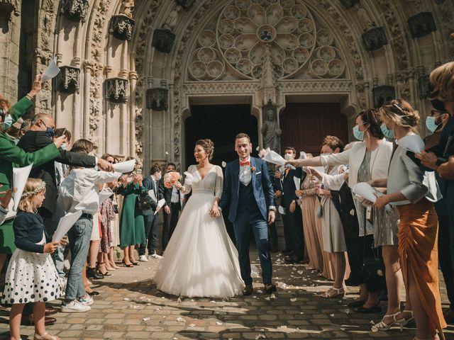 Le mariage de Sylvain et Anne-Sophie à Quimper, Finistère 32