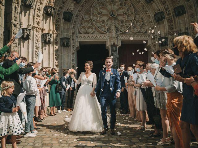 Le mariage de Sylvain et Anne-Sophie à Quimper, Finistère 33