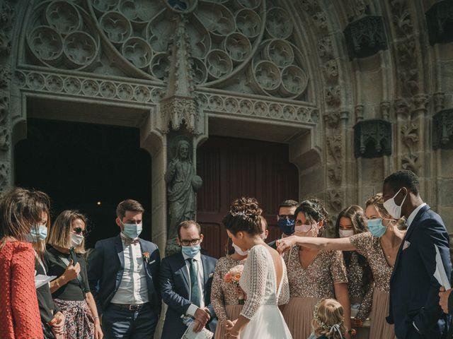 Le mariage de Sylvain et Anne-Sophie à Quimper, Finistère 34