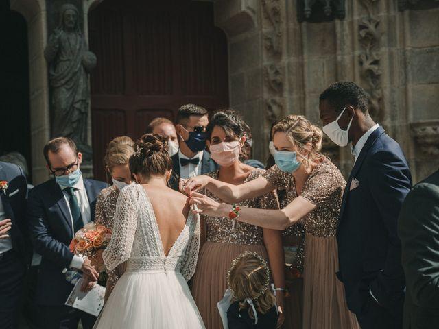 Le mariage de Sylvain et Anne-Sophie à Quimper, Finistère 35