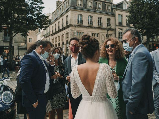 Le mariage de Sylvain et Anne-Sophie à Quimper, Finistère 36