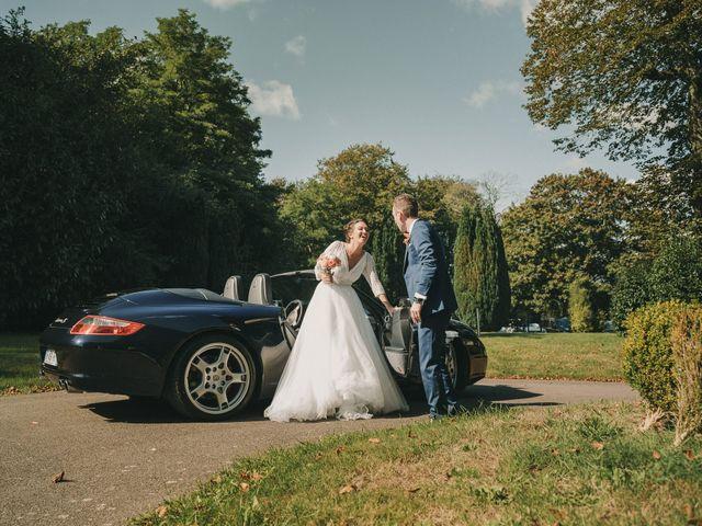 Le mariage de Sylvain et Anne-Sophie à Quimper, Finistère 40