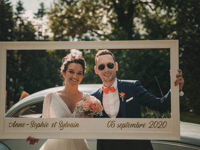 Le mariage de Sylvain et Anne-Sophie à Quimper, Finistère 42