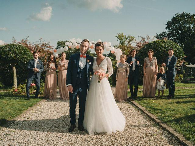 Le mariage de Sylvain et Anne-Sophie à Quimper, Finistère 54
