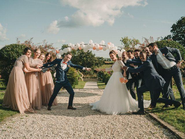 Le mariage de Sylvain et Anne-Sophie à Quimper, Finistère 56