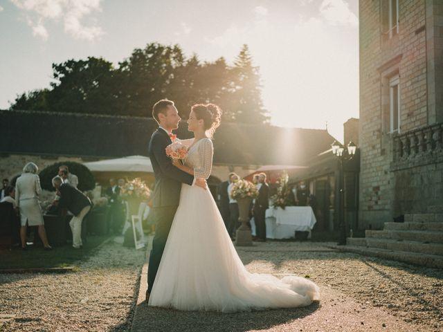 Le mariage de Anne-Sophie et Sylvain
