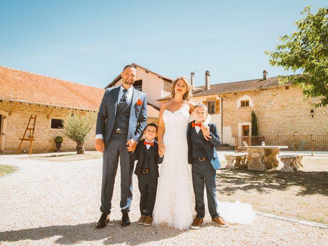 Le mariage de Damien et Fanny à Bourgoin-Jallieu, Isère 5