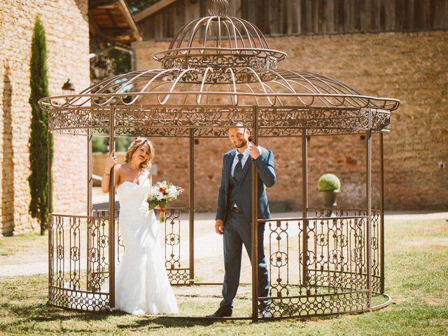 Le mariage de Damien et Fanny à Bourgoin-Jallieu, Isère 8