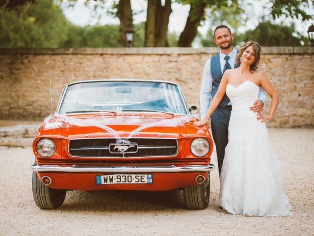 Le mariage de Damien et Fanny à Bourgoin-Jallieu, Isère 11