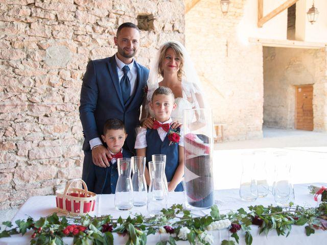 Le mariage de Damien et Fanny à Bourgoin-Jallieu, Isère 16