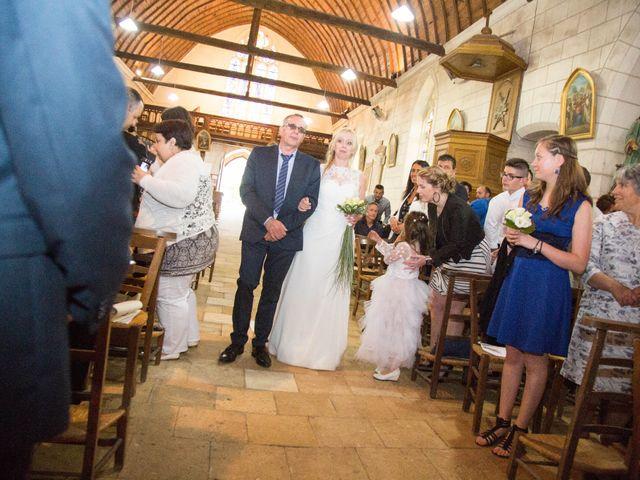 Le mariage de Sisnando et Sabrina à Monnaie, Indre-et-Loire 29