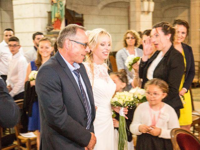 Le mariage de Sisnando et Sabrina à Monnaie, Indre-et-Loire 30
