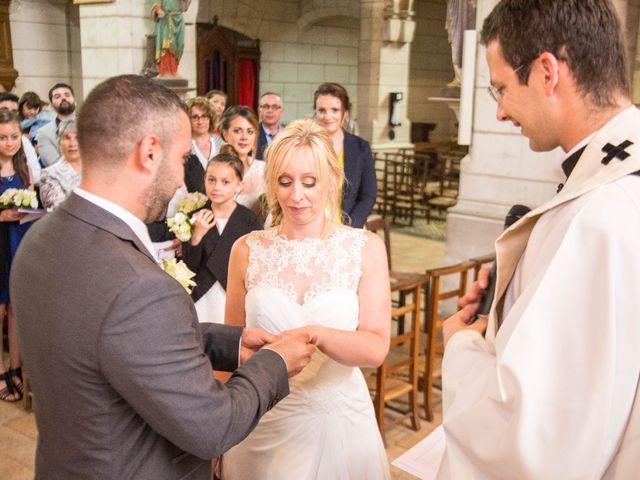 Le mariage de Sisnando et Sabrina à Monnaie, Indre-et-Loire 35