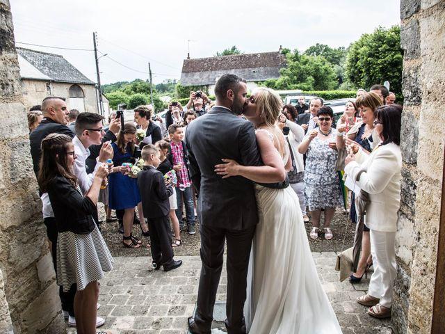 Le mariage de Sisnando et Sabrina à Monnaie, Indre-et-Loire 39
