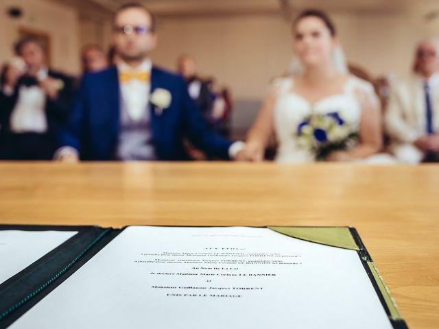 Le mariage de Guillaume et Marie à Champs-Sur-Marne, Seine-et-Marne 15