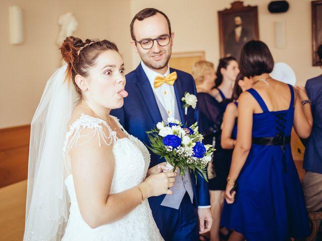 Le mariage de Guillaume et Marie à Champs-Sur-Marne, Seine-et-Marne 18