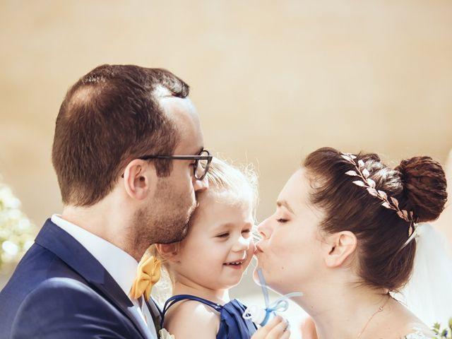 Le mariage de Guillaume et Marie à Champs-Sur-Marne, Seine-et-Marne 30