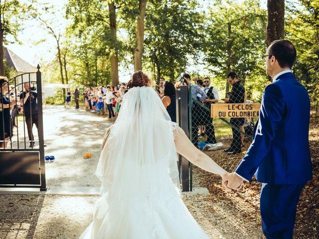 Le mariage de Guillaume et Marie à Champs-Sur-Marne, Seine-et-Marne 33