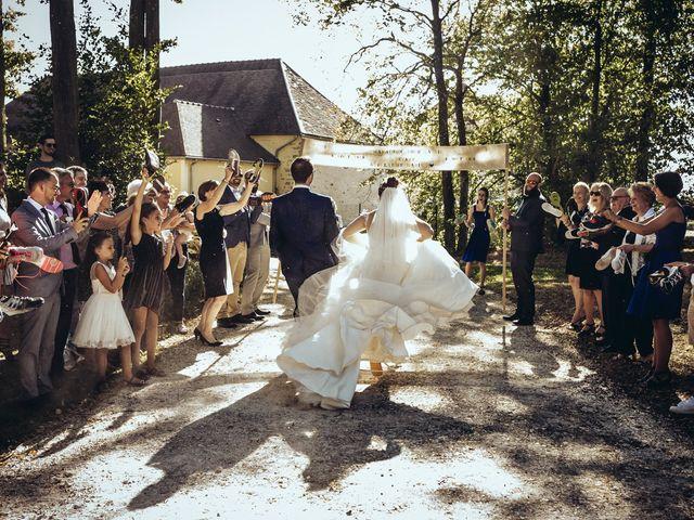Le mariage de Guillaume et Marie à Champs-Sur-Marne, Seine-et-Marne 34