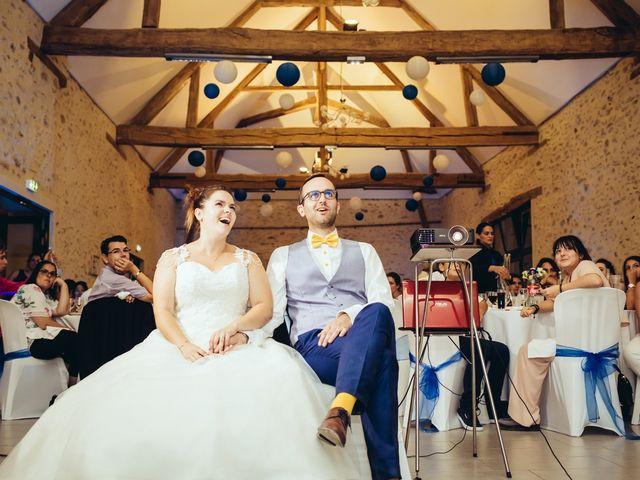 Le mariage de Guillaume et Marie à Champs-Sur-Marne, Seine-et-Marne 60