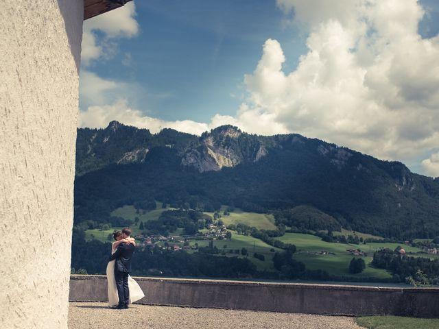 Le mariage de Vincent et Marina à Ostwald, Bas Rhin 9