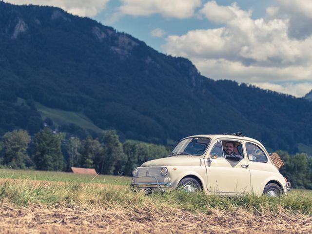 Le mariage de Vincent et Marina à Ostwald, Bas Rhin 13