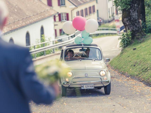 Le mariage de Vincent et Marina à Ostwald, Bas Rhin 16