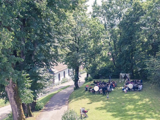 Le mariage de Vincent et Marina à Ostwald, Bas Rhin 22