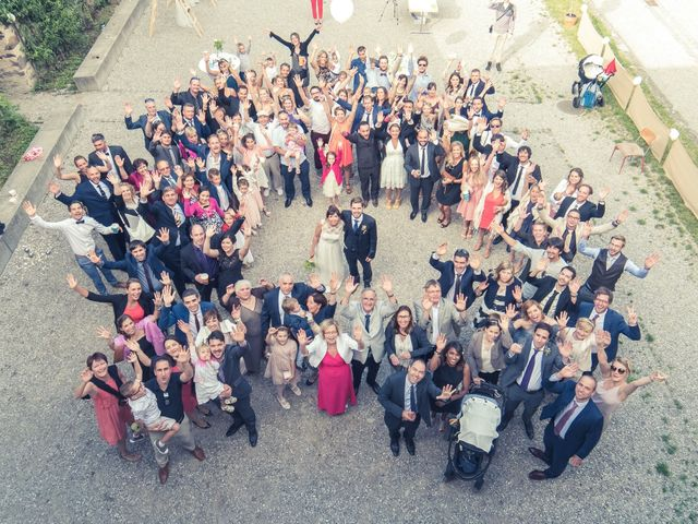 Le mariage de Vincent et Marina à Ostwald, Bas Rhin 28
