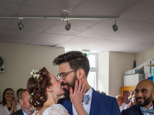 Le mariage de Simon et Aurélie à Soeurdres, Maine et Loire 4
