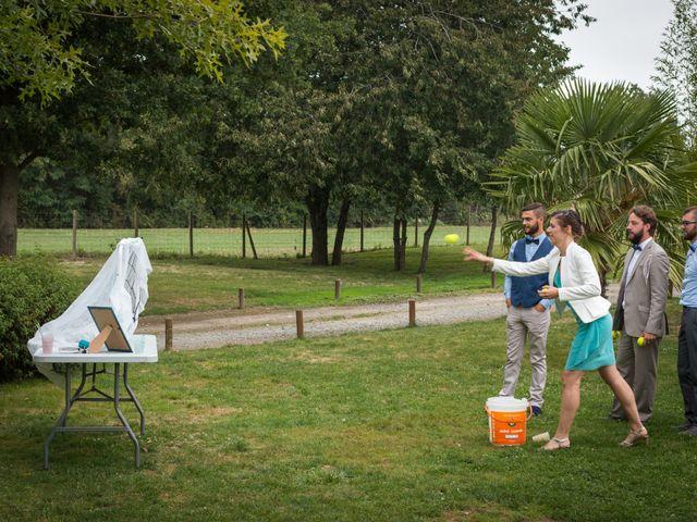 Le mariage de Simon et Aurélie à Soeurdres, Maine et Loire 14