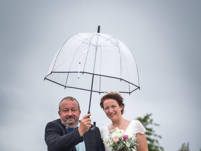 Le mariage de Simon et Aurélie à Soeurdres, Maine et Loire 16