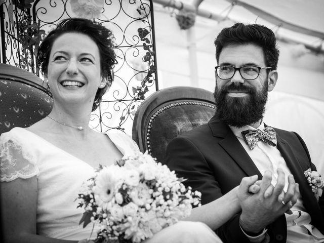 Le mariage de Simon et Aurélie à Soeurdres, Maine et Loire 18