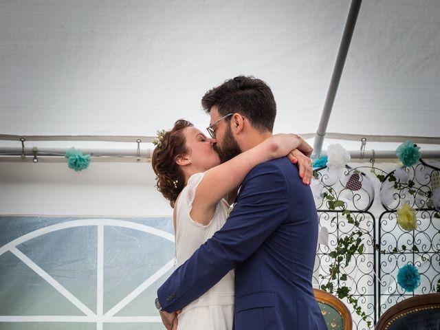 Le mariage de Simon et Aurélie à Soeurdres, Maine et Loire 20