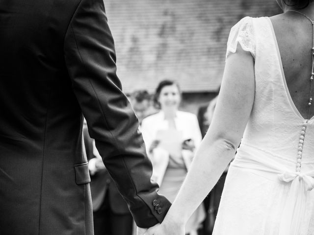 Le mariage de Simon et Aurélie à Soeurdres, Maine et Loire 23