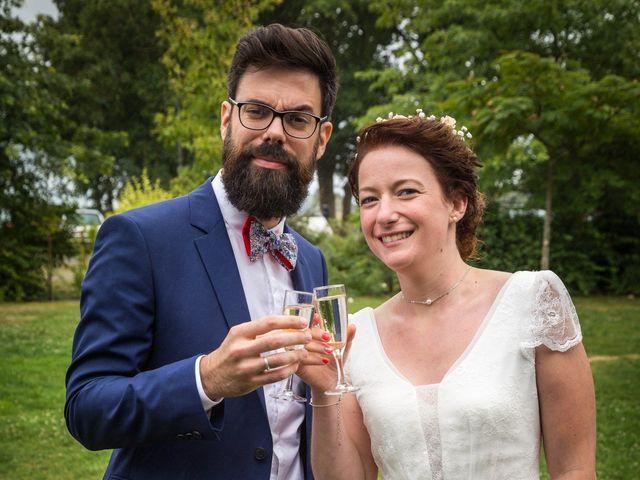 Le mariage de Simon et Aurélie à Soeurdres, Maine et Loire 25