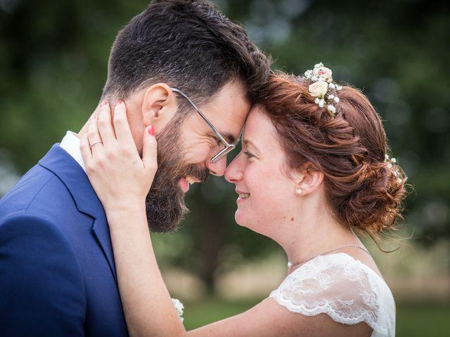 Le mariage de Aurélie et Simon
