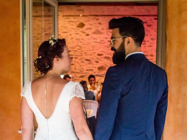 Le mariage de Simon et Aurélie à Soeurdres, Maine et Loire 30