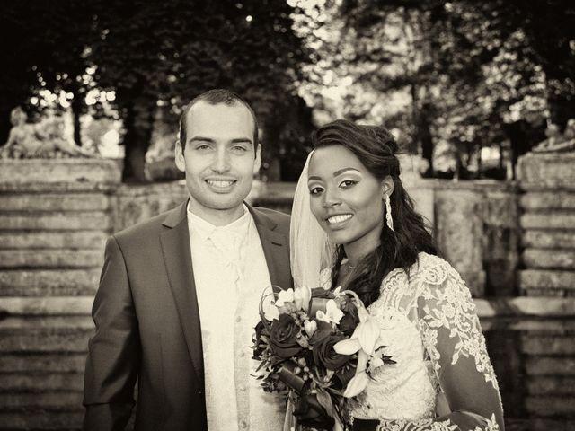 Le mariage de Cédric et Lorriane à Étampes, Essonne 1